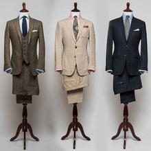 1a98a4378ac09 Clásico diseño uniforme de Teal Formal 2 botón traje ...