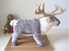 China supplier customized stuffed toy lifelike animal plush deer toy
