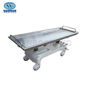 GA202 Mortuary Equipment Funeral Service Stainless Steel Autopsy Table