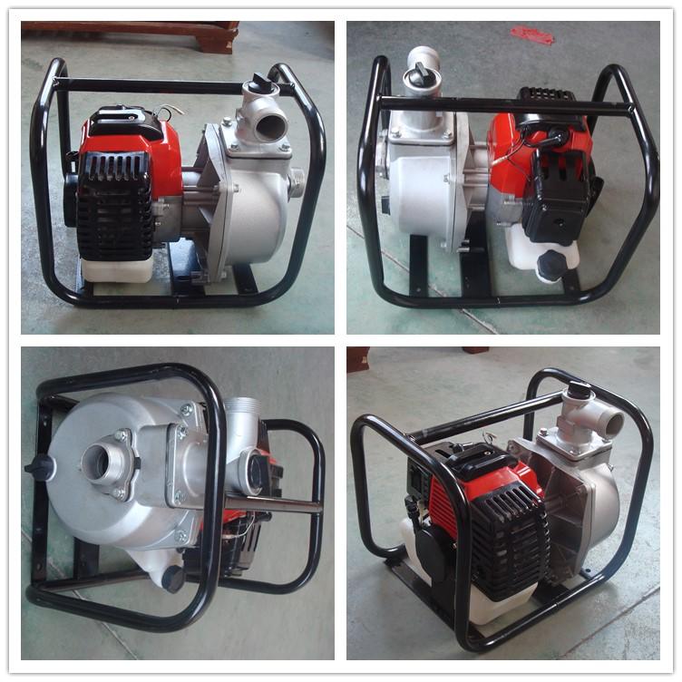 Honda benzina pompa dell'acqua 2 pollice pompa acqua con led multistadio pompa acqua di alimentazione