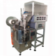 high quality pyramidal tea bag making machinery with double systems