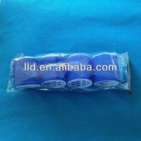 419107 BIG SIZE VELCRO PLASTIC CORE HAIR ROLLER