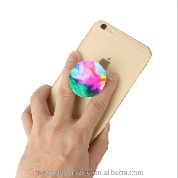 2017 wholesale stock pop sockets airbag mobile phone holder for low price