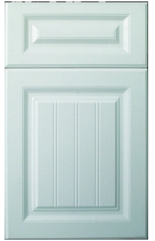 Cabinet Doors Prices With Pvc Film For Kitchen And Wardrobe