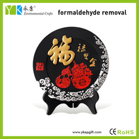 Fortune and Wealth round interior home decoration items