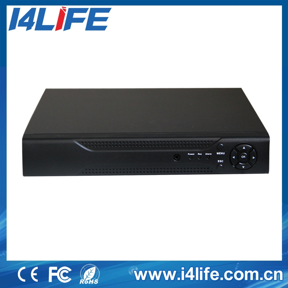 High Quality Rohs Standalone DVR HI 3520D H 264 4-Channel Car DVR with 720P