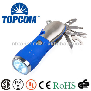 3w super power 5 led tool torch TP-2351