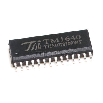 TM1640 LED digital tube driver Chip Electronic components SOP-28 TM1640