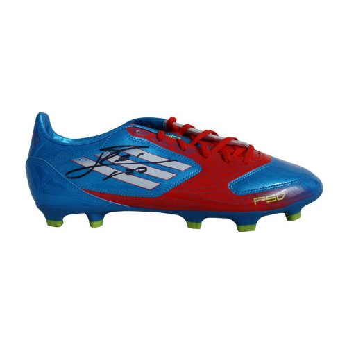 new arrival 0b8c5 aafc6 Lionel Messi Signed Adidas F50 Soccer Cleat - Autographed Soccer Cleats