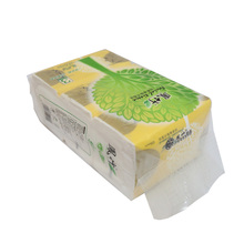 100% virgin wood scented facial tissue