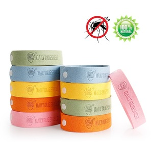 Adjustable Anti- Mosquito Wristband insect repelling band mosquito bracelet