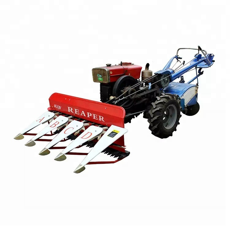 reaper binder machine price rice reaper machine in india