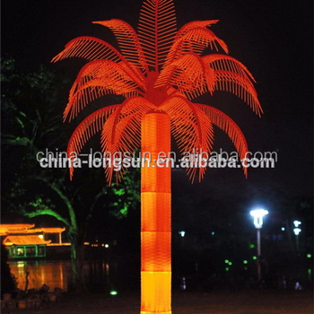 lsws15112551 china fabrikant groothandel led verlichting tuin decoratieve sier kunstmatige palmboom