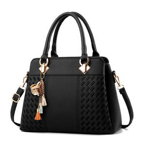 bag factory high quality leather fashion designer women handbags SN04