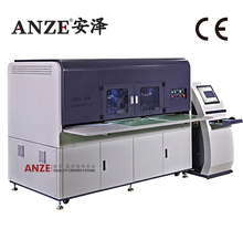 ANZE A2-G2-R6 computerized leather perforating machine