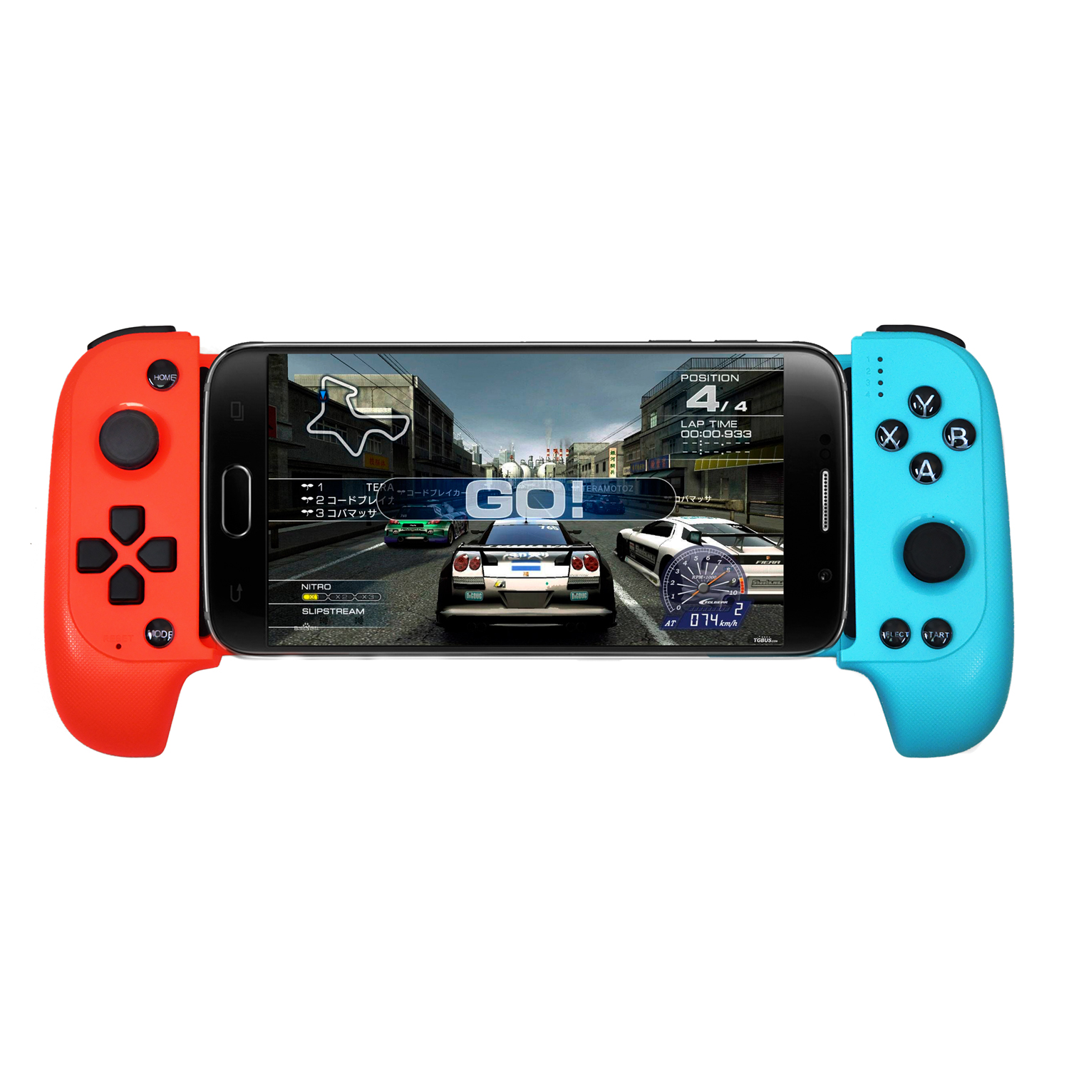 Saitake 2019 New mobile phone joystick bluetooth wireless <strong>controller</strong> for android/IOS for PUBG portable gamepad mobile <strong>controller</strong>