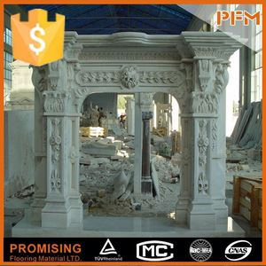 antique surface elegant cheap granite fireplace hearth
