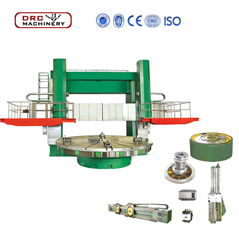 vertical metal lathe CK5240 CNC Heavy Duty CNC Vertical Turning Lathe Machine