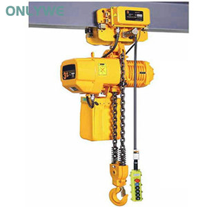 Best Selling Light Duty Electric Hoist Lift