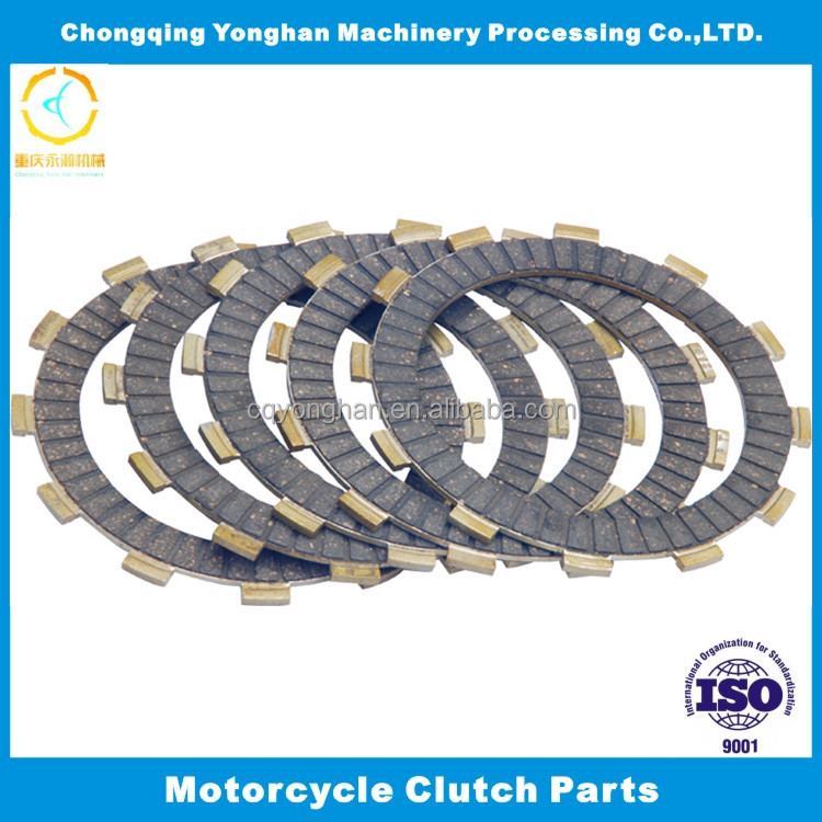 QS110 Dirt Bike Motorcycle Clutch Disk For Motorcycle Parts