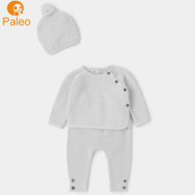 공장 OEM 100% 면 짠 유아 baby 옷 sets wholesale china