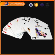 Custom Cheap Paper Adult Sexy Bicycle Poker Game Playing Card