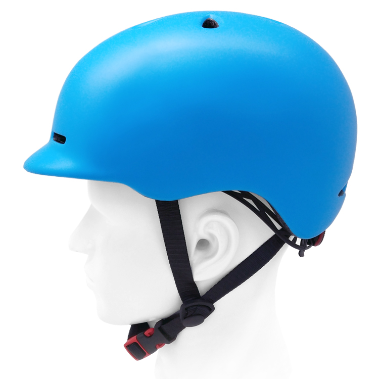2018 CE lightweight matte city bicycle helmet bike helmet 3