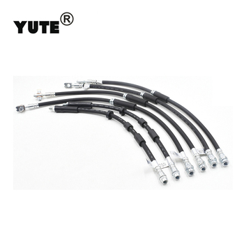 SAE j1401 DOT approved hydraulic brake hose auto spare parts