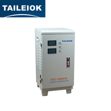 SVC single phase automatic voltage stabilizer ac voltage regulator