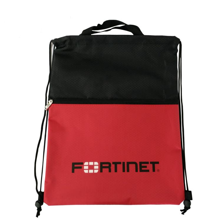 Promotional Reusable Waterproof Drawstring Backpack Bag Customized sport bag