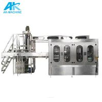 Mineral Water Plant Project For Still Water Bottling Plant /Automatic Bottle Filling Machines With Great Price Standard Size