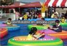 inflatable motorized water toy large inflatable water pool toys