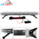 Digital Controller Amber 96cm 72W LED Car Tow Truck Emergency Hazard Warning Security Roof Top Strobe Light Bar