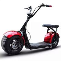 2017 2 wheel stand up electric scooter with bluetooth/anti-theft/front and rear suspension