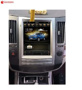 Factory Price 10.4 Inch Android Car DVD Player With Buil-in GPS For Hyundai VERACRUZ