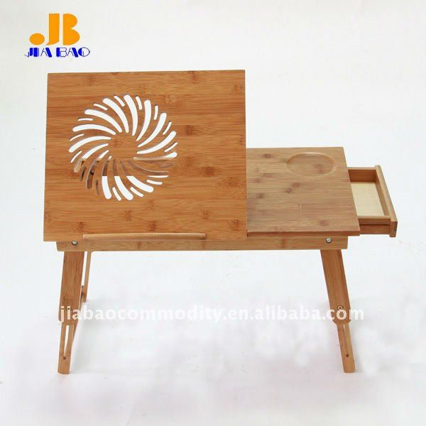 Bamboo Portable Laptop Table   Buy Mini Laptop Table,Folding Laptop Table,Bamboo  Table Product On Alibaba.com