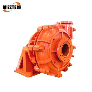 MIZZTECH Ball Mill Used Lime Ash Sand Gravel Centrifugal Horizontal Slurry Sludge Pump