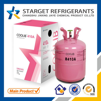 Hfc R410a Refrigerant Gas Wholesale (substitute R-22 Refrigerant) In  Jiangsu Of China - Buy R410a Refrigerant Gas,R410a,Refrigerant R410a  Product on