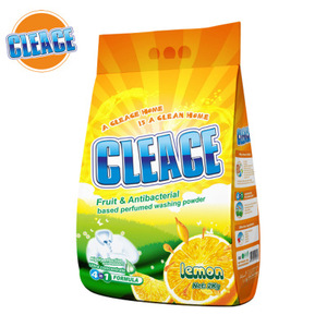 Friendly Washing Powder Quick Cleaning Laundry Detergent