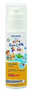 FrezyDerm Children's Sunscreen Lotion - Face & Body SPF50+ by FrezyDerm