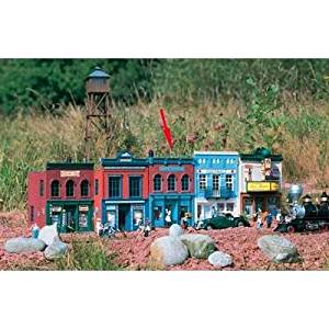 Buy PIKO G SCALE MODEL TRAIN BUILDINGS - RED RIVER