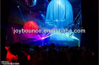 Inflatable Party Decoration Night Club Decor Decorating Jellyfish Balloon