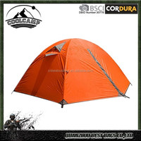 Easy setup lightweight high-density nylon waterproof camping tent,outdoor tent, dome tent for backpacking, hiking, camping