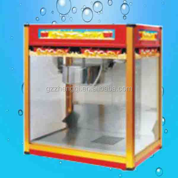 commercial air popping industrial hot air popcorn machine