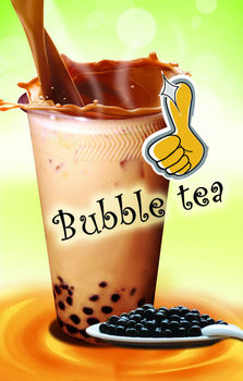 Normal size Taiwan made bubble tea bubbles