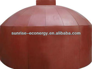 methane gas tank/small biogas plant
