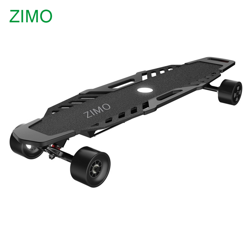 2018 สินค้าใหม่ Longboard Waterproof Electric Skateboard