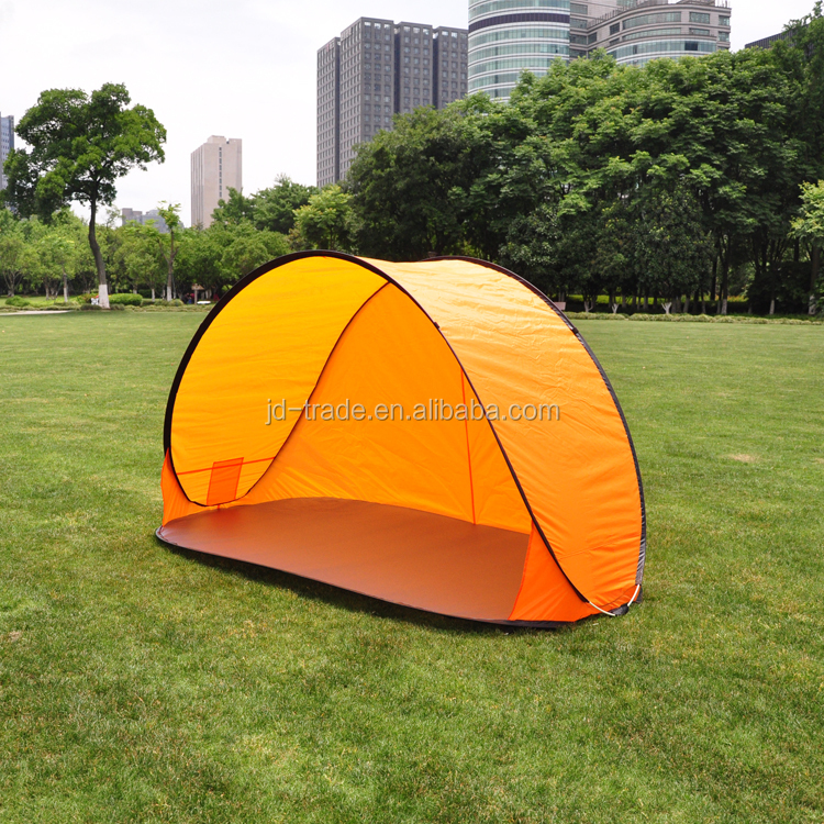 Outdoor Pop Up Beach Shade Tent Folding Beach Summer Tent Fully Automatic Fishing Awning Beach Tent