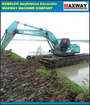 China Cheap Price Kobelco Sk200,Sk210,Sk250,Sk260,Sk270 Amphibious  Excavator For Sale,Ce,Iso,Epa,Sgs,Model:max200sd - Buy Swamp Excavator For