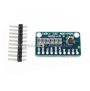 4 channel ADS1115 16 Bit high precision analog-digital converter ADC Module